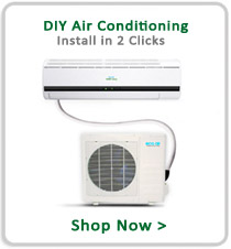 DIY Split Air Conditioning