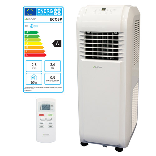 Portable Air Conditioning 8P