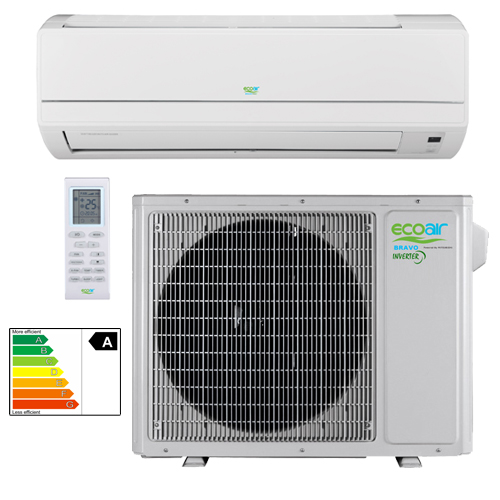 Bravo Inverter Split Air Conditioning ECO1816SD
