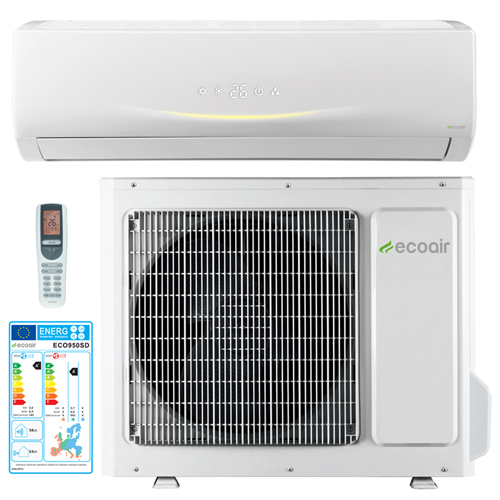 Z Series Inverter Split Air Conditioning ECO950SD